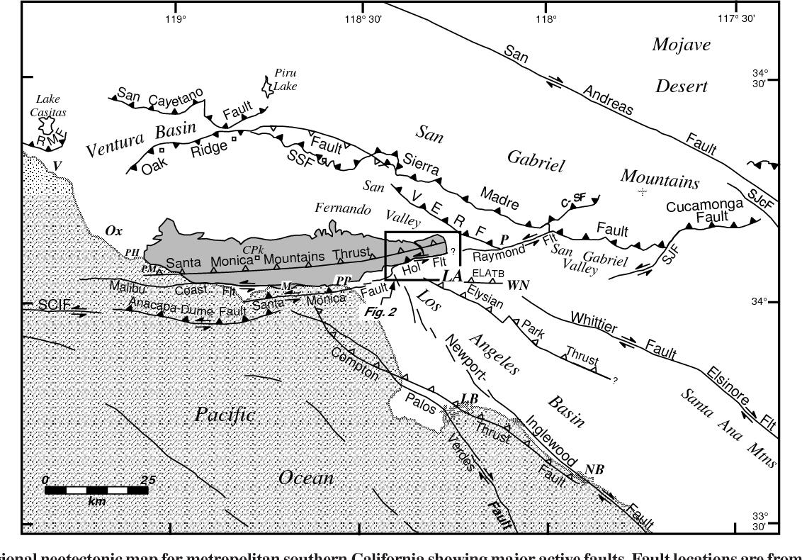 PDF] Active tectonics, paleoseismology, and seismic hazards of the