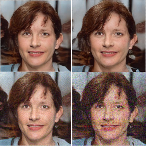 Figure 1 for Exploring Adversarial Fake Images on Face Manifold
