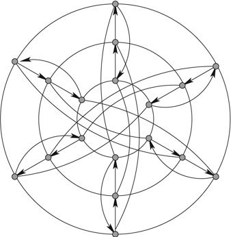 Fig. 2. The Bosák graph.