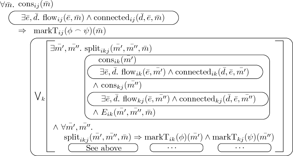 Figure 3.3: A breakdown of a generated formula