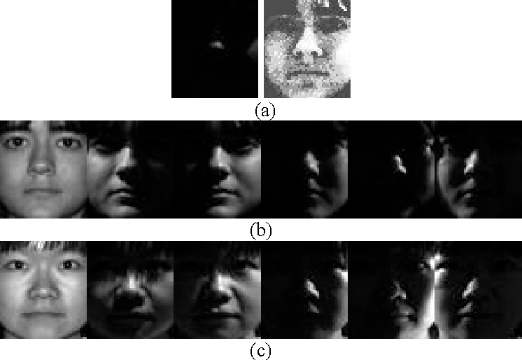 Figure 2 for Collaborative Representation based Classification for Face Recognition