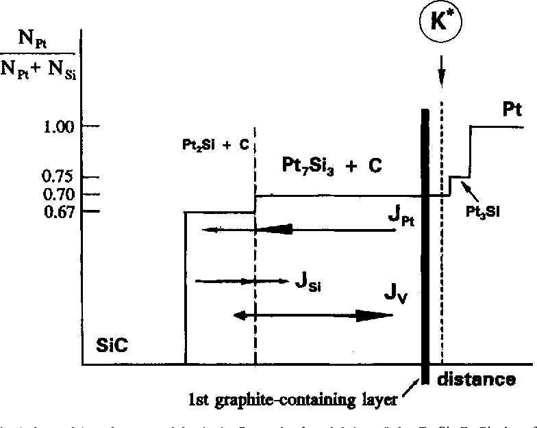 Figure 9 from Pattern formation in Pt-SiC diffusion couples