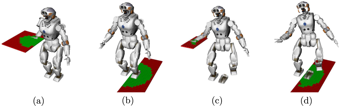 Figure 2 for Finding Locomanipulation Plans Quickly in the Locomotion Constrained Manifold