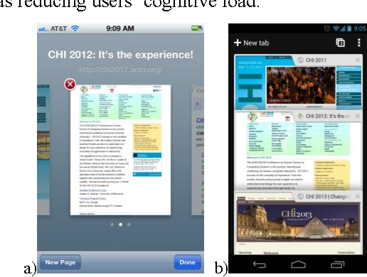 Figure 1 from Swipe vs  scroll: web page switching on mobile