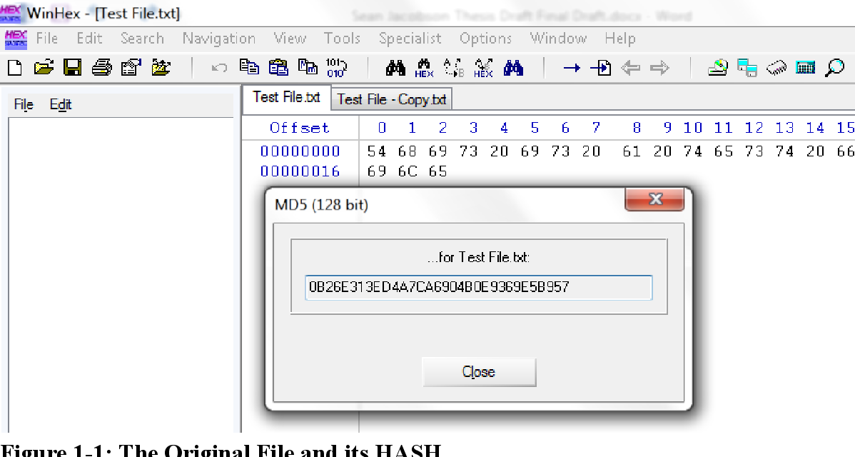 PDF] A method for performance verification of freeware HASH