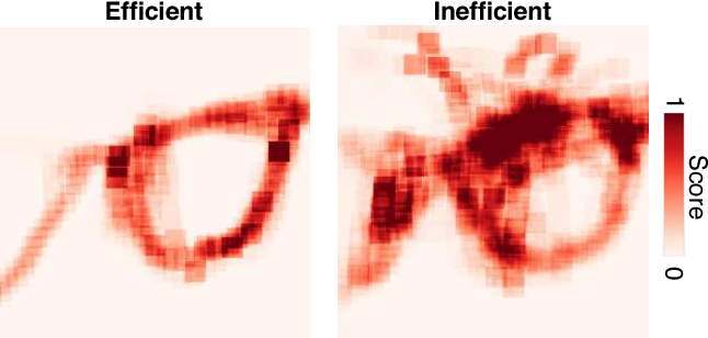 Figure 4 for What are the visual features underlying human versus machine vision?
