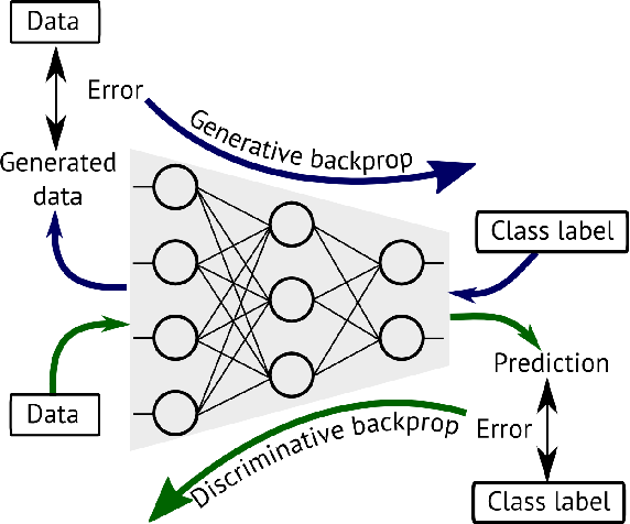 Figure 1 for Bidirectional Learning for Robust Neural Networks