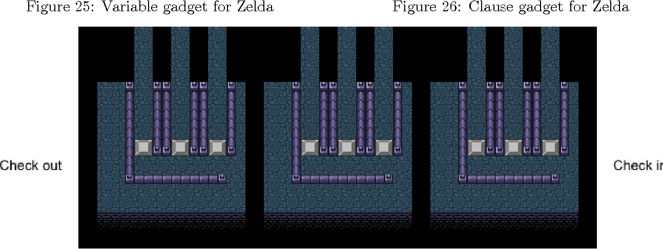 Figure 27: Check path for Zelda (with three clauses)