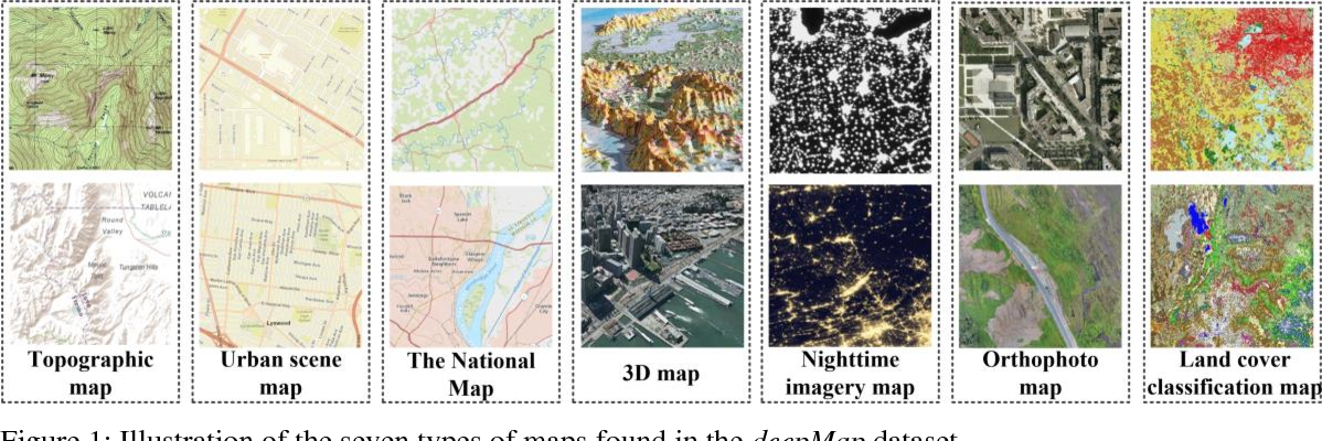 Figure 1 for Deep Convolutional Neural Networks for Map-Type Classification