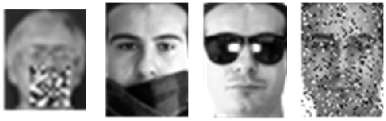 Figure 3 for Low-rank representations with incoherent dictionary for face recognition
