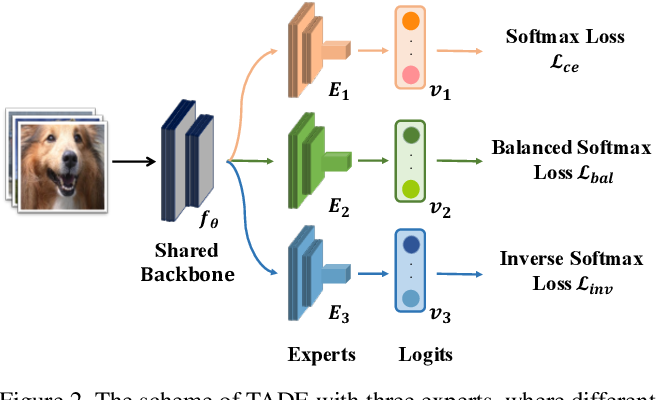 Figure 3 for Test-Agnostic Long-Tailed Recognition by Test-Time Aggregating Diverse Experts with Self-Supervision
