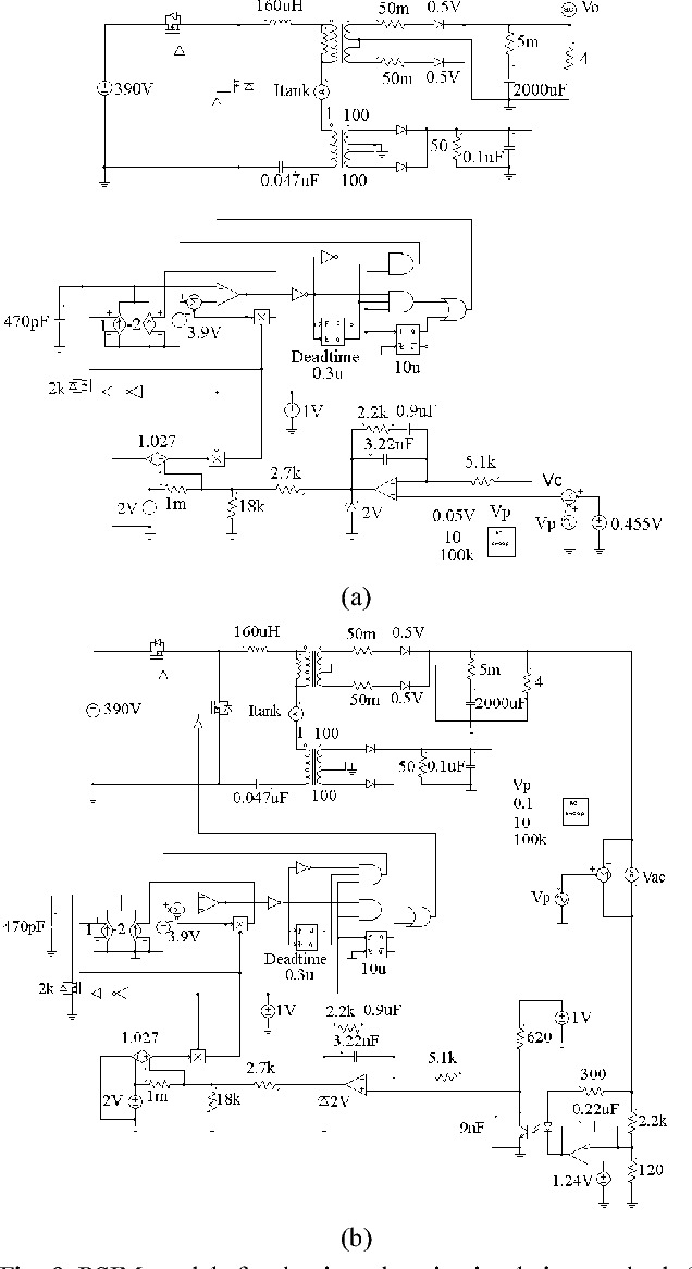 Average Current Mode Control For Llc Series Resonant Dc To Dc