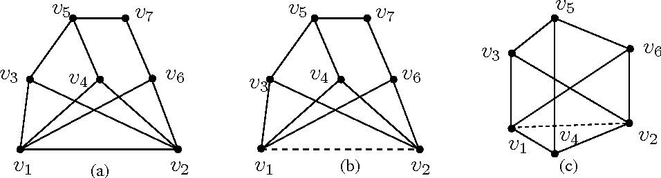 Figure 4 for Characterizing 1-Dof Henneberg-I graphs with efficient configuration spaces