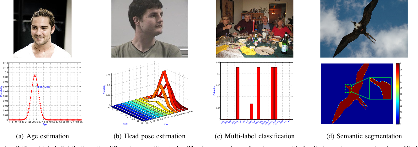 Figure 1 for Deep Label Distribution Learning with Label Ambiguity