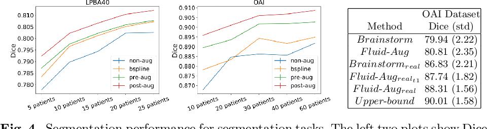 Figure 4 for Anatomical Data Augmentation via Fluid-based Image Registration