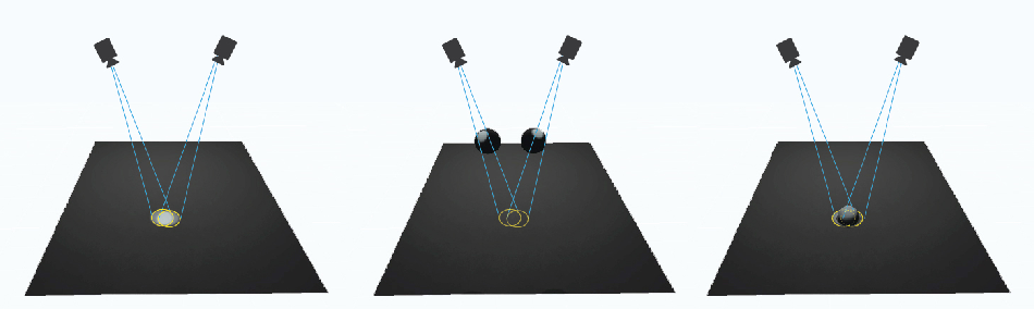 Figure 3 for Contact Area Detector using Cross View Projection Consistency for COVID-19 Projects
