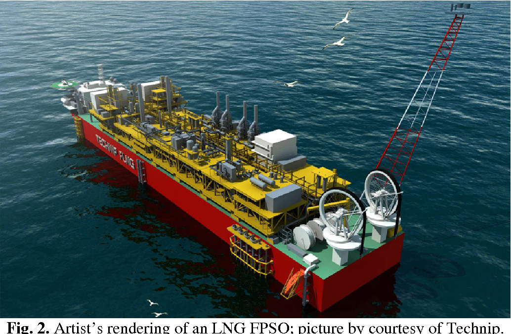 Table A 2 from FLNG compared to LNG carriers - Requirements and