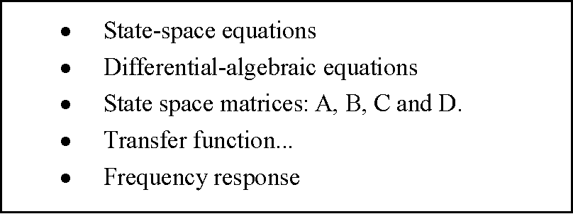 Figure A.2: Different representations of the same system