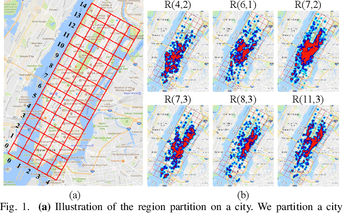 Figure 1 for Contextualized Spatial-Temporal Network for Taxi Origin-Destination Demand Prediction