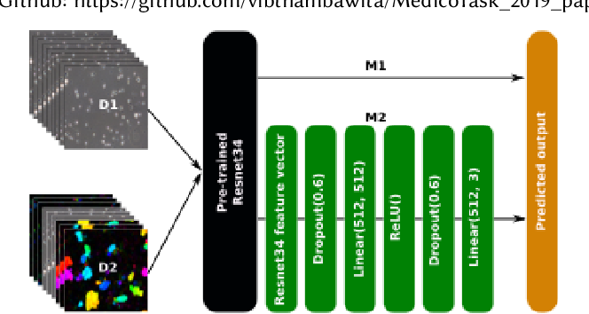 Figure 3 for Stacked dense optical flows and dropout layers to predict sperm motility and morphology