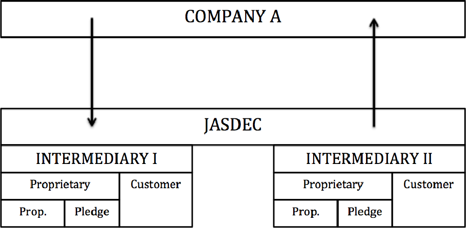 Figure Iv From Security Interests In Book Entry Securities In Japan