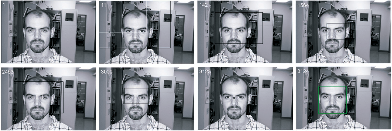 Figure 2 for Active Testing for Face Detection and Localization