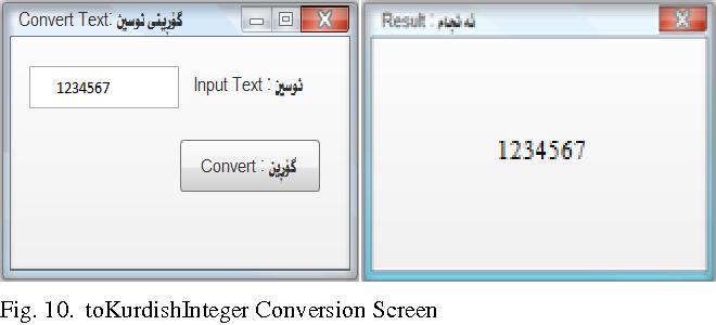 Figure 10 from Writing Kurdish Alphabetics in Java Programming