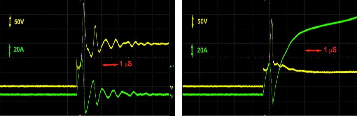 Figure 3 from Failure Modes in Capacitors When Tested Under