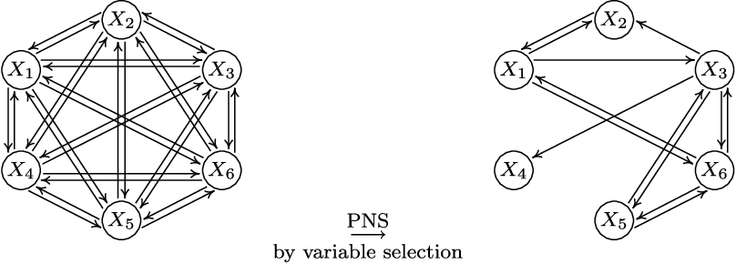 Figure 1 for CAM: Causal additive models, high-dimensional order search and penalized regression