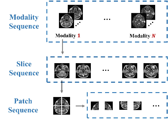 Figure 1 for TransMed: Transformers Advance Multi-modal Medical Image Classification