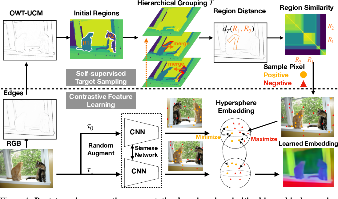 Figure 1 for Self-Supervised Visual Representation Learning from Hierarchical Grouping