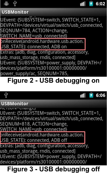 android and arduino usb communication, arduino android usb data sending, usb  data communication android