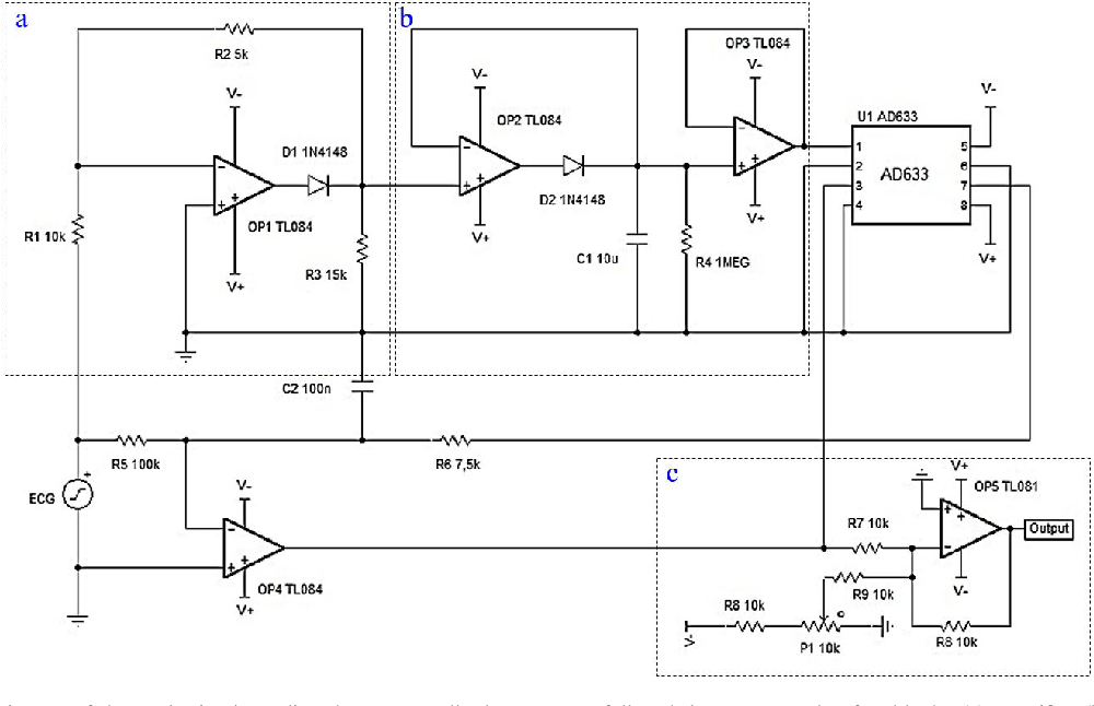 PDF] An automatic gain control circuit to improve ECG acquisition
