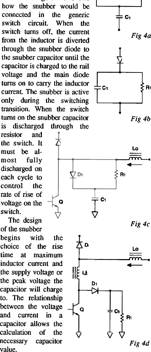 Snubber Circuits Theory Design And Application Semantic Scholar Circuit Othercircuit M22kpioneerpoweramplifiercircuitdiagram