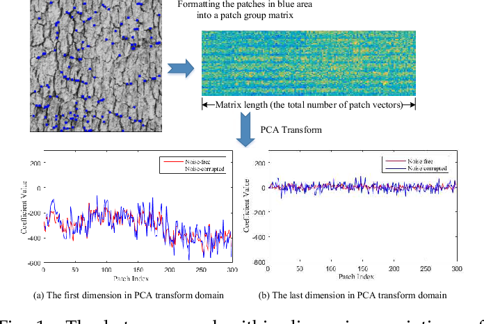 Figure 1 for Texture variation adaptive image denoising with nonlocal PCA