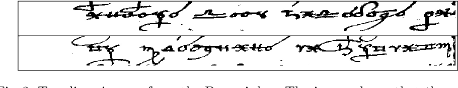 Figure 4 for One-shot Compositional Data Generation for Low Resource Handwritten Text Recognition