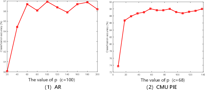 Figure 2 for Transition Subspace Learning based Least Squares Regression for Image Classification