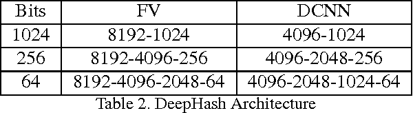 Figure 4 for DeepHash: Getting Regularization, Depth and Fine-Tuning Right