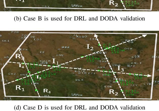 Figure 2 for Safety Enhancement for Deep Reinforcement Learning in Autonomous Separation Assurance