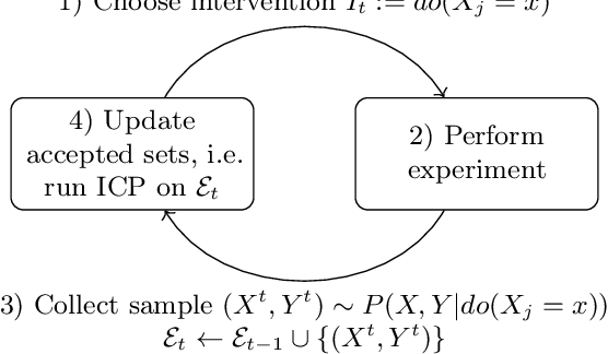 Figure 1 for Active Invariant Causal Prediction: Experiment Selection through Stability