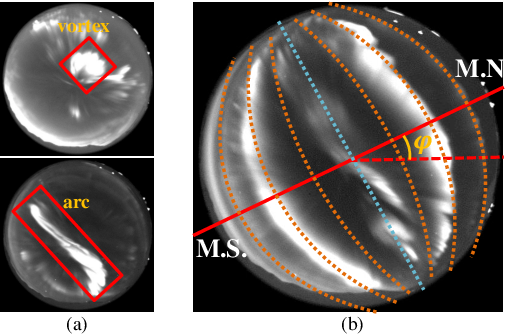 Figure 3 for Saliency deep embedding for aurora image search