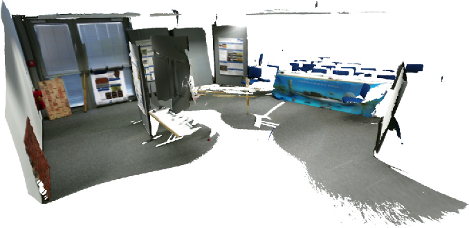 Figure 4 for A VR System for Immersive Teleoperation and Live Exploration with a Mobile Robot