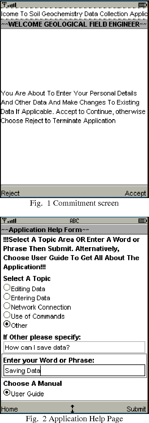 PDF] Developing a Mobile Application to be used in Mineral