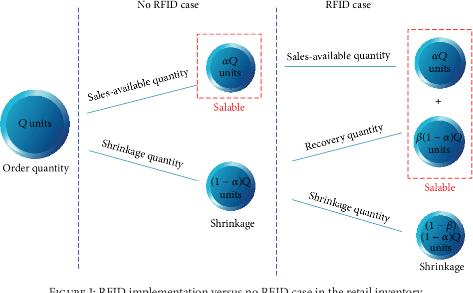 Optimal Decisions for Adoption of Item-Level RFID in a