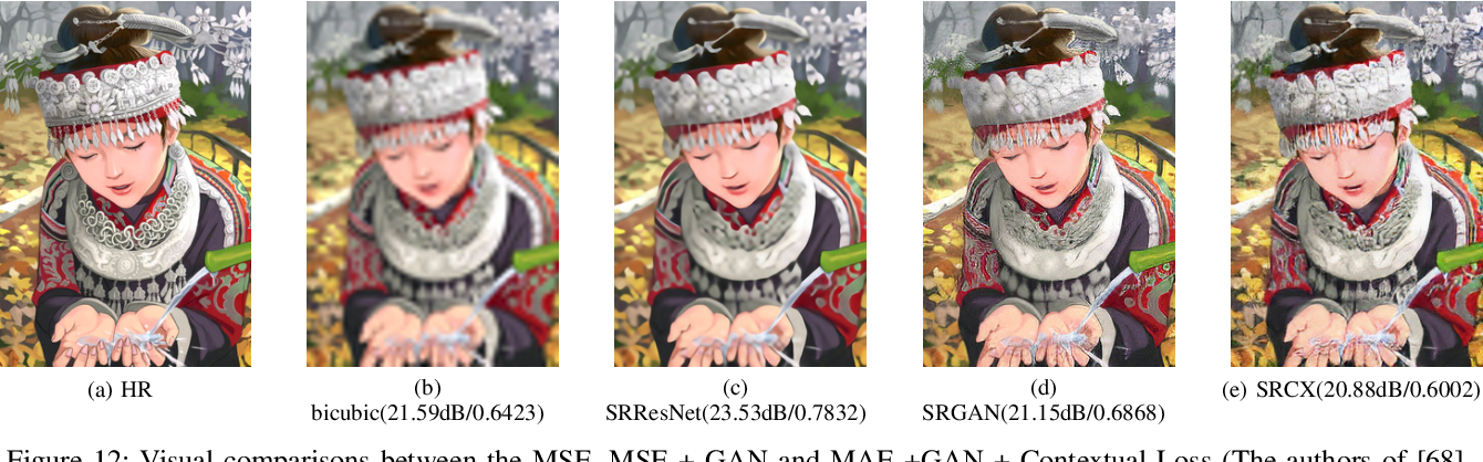 Figure 4 for Deep Learning for Single Image Super-Resolution: A Brief Review