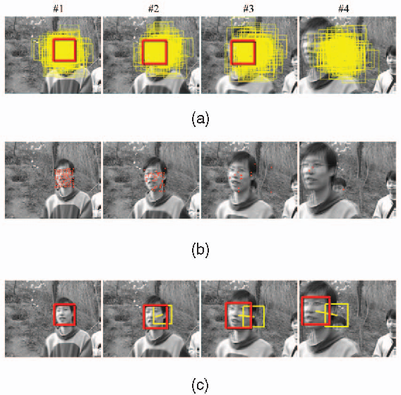 Figure 1 from Tracking in Low Frame Rate Video: A Cascade Particle ...