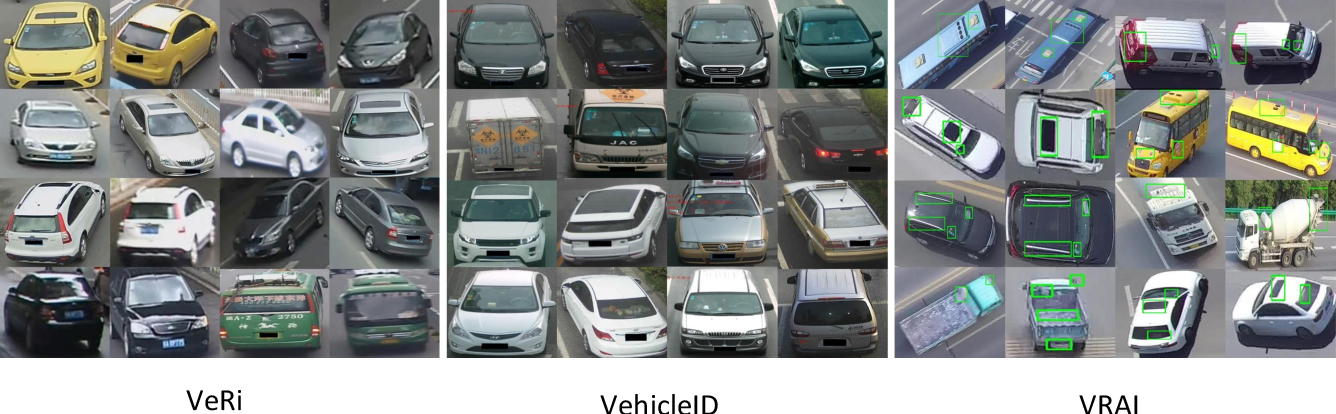 Figure 3 for Vehicle Re-identification in Aerial Imagery: Dataset and Approach