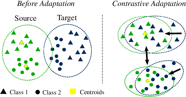 Figure 1 for Contrastive Learning and Self-Training for Unsupervised Domain Adaptation in Semantic Segmentation