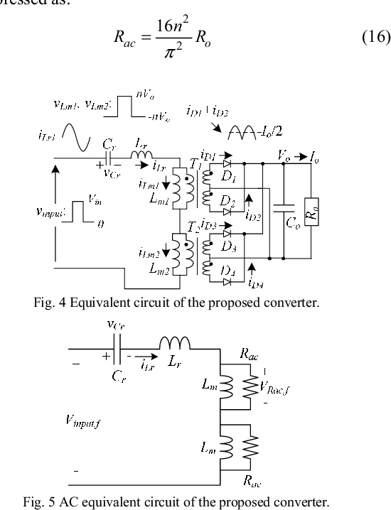 Figure 4 From Implementation Of A Series Resonant Converter With