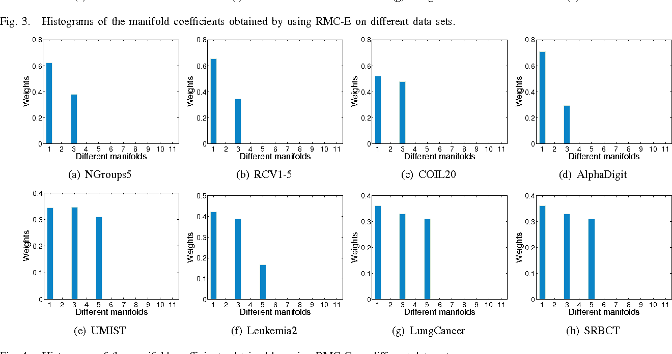 Figure 4 for Relational Multi-Manifold Co-Clustering